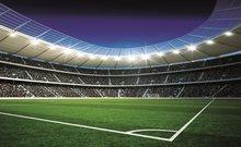 Voetbal behang Stadion 2 L