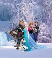 Frozen fotobehang M