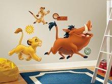 Lion King muurstickers XL