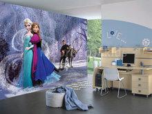 Frozen fotobehang Elsa en Anna XL