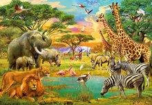 Jungle fotobehang Safari XL