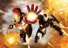 Iron man fotobehang L