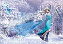 Frozen poster behang Elsa S