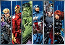 Avengers fotobehang L Team