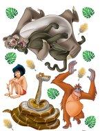 Jungle Book muurstickers XL