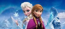 Frozen poster H - Anna en Elsa