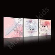 Tinkerbell canvas set I Believe
