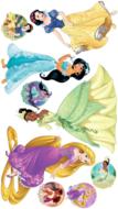 Disney Princess muurstickers XXL set II