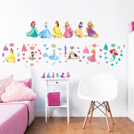 Disney Princess muurstickers Walltastic