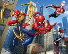 Spiderman behang Friends - WT