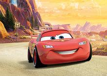 Cars fotobehang McQueen