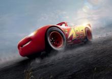 Cars 3 fotobehang Bliksem McQueen