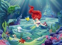 De kleine Zeemeermin behang L