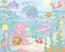 Onderwater behang Babykamer - WT