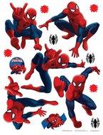 Spiderman muurstickers XL set