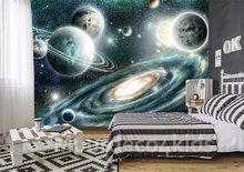 Galaxy fotobehang
