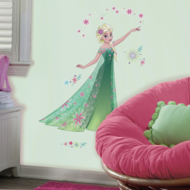 Frozen Fever Elsa muursticker RMK3017GM