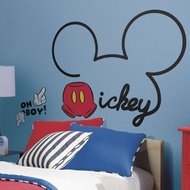Mickey Mouse muursticker All about Mickey RMK2560GM